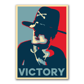 Thirty Seconds Out LTC Kilgore Victory Art Print