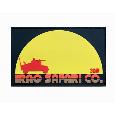Morale Patch- Iraq Safari Co.