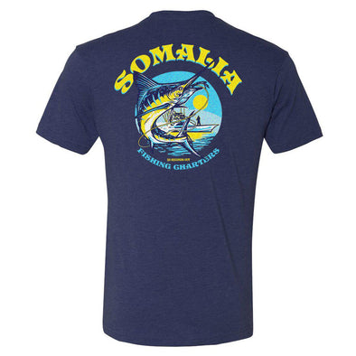T-Shirt- Somalia Fishing Charters