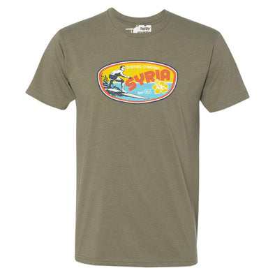 T-Shirt - Syria Surf Co.