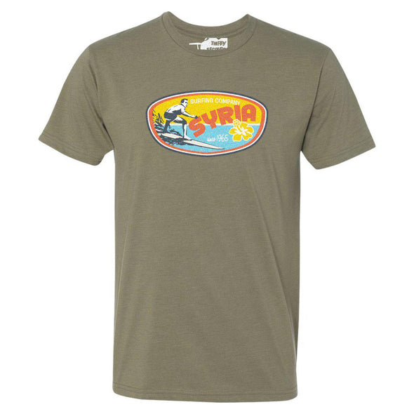 T-Shirt - Syria Surf Co