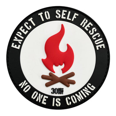 Morale Patch - Expect To Self Rescue