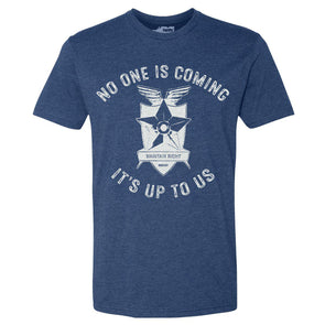 T-Shirt - No One Is Coming: The LEO