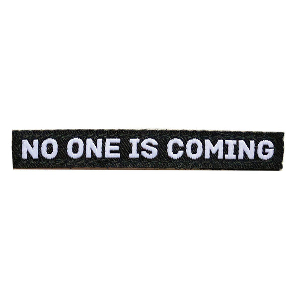 Morale Patch - No One is Coming (mini)