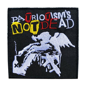 Morale Patch - Patriotism's Not Dead