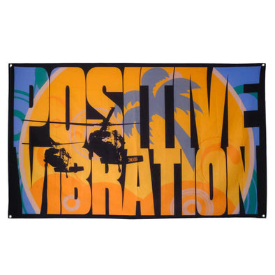 Flag - Blackhawk Positive Vibration