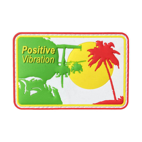 Morale Patch - Little Bird Positive Vibration