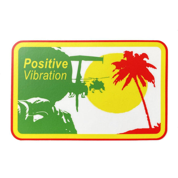 Sticker - Little Bird Positive Vibration