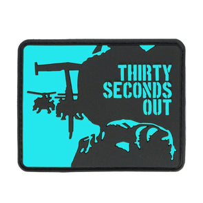 Morale Patch - Thirty Seconds Out GITD