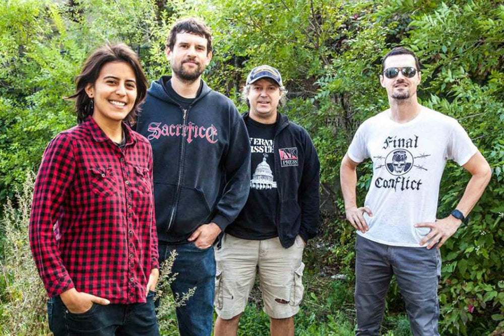 HAVE YOU HEARD? CASE STUDY: PROPAGANDHI