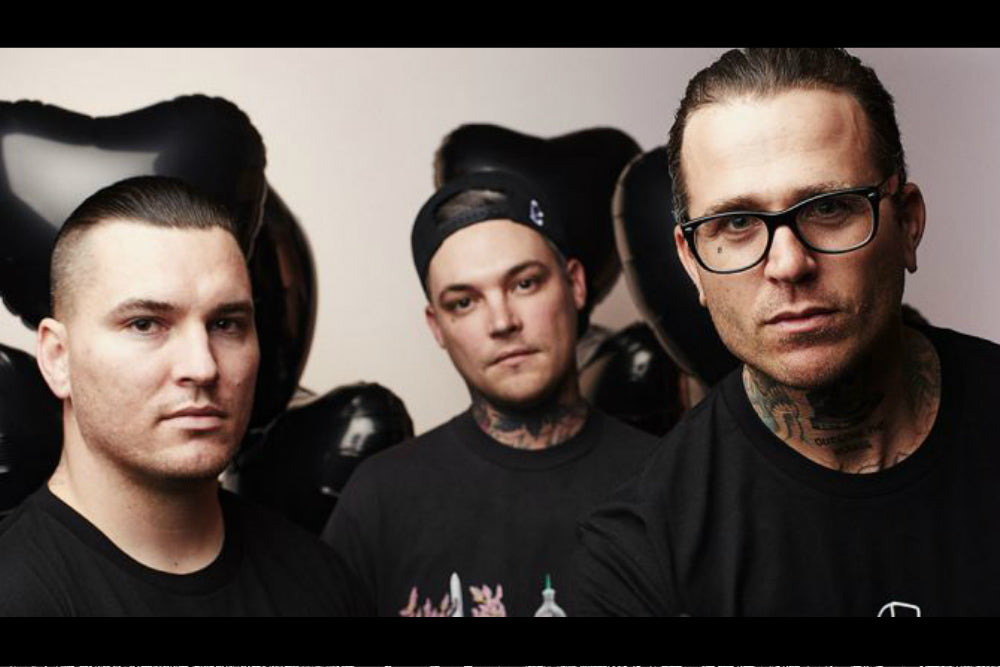 THE AMITY AFFLICTION ANNOUNCE NEW ALBUM; 'MISERY'