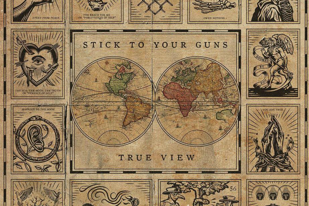ALBUM REVIEW: STICK TO YOUR GUNS – TRUE VIEW