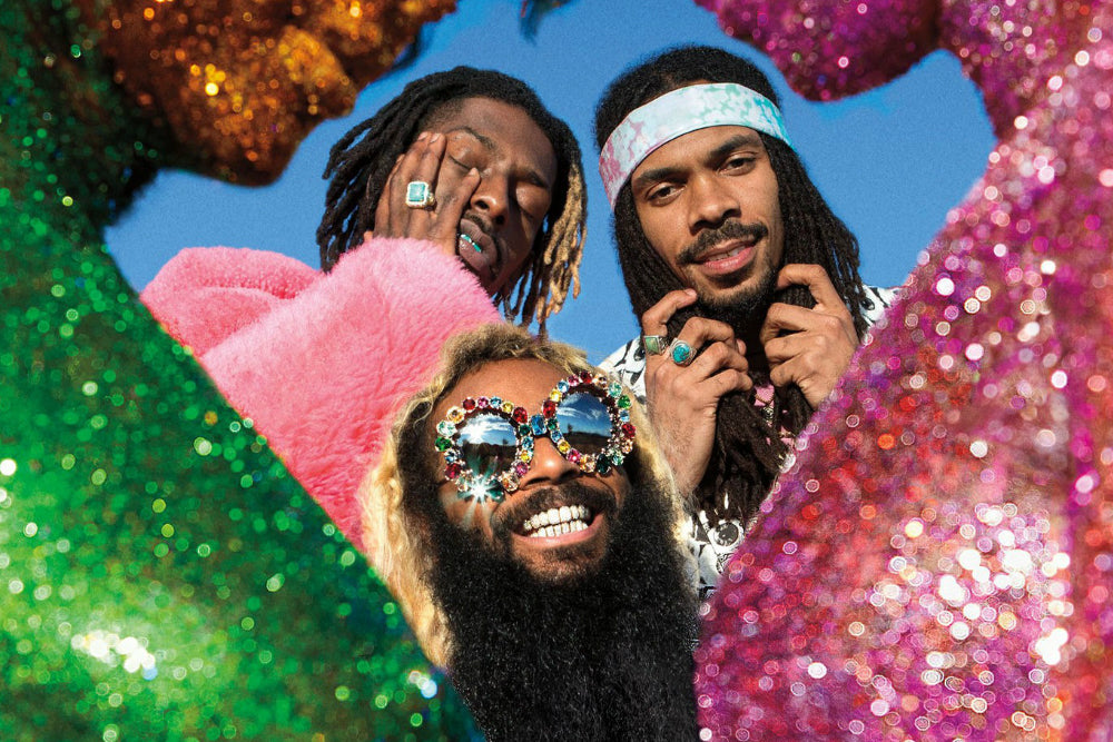 FLATBUSH ZOMBIES ACCOMPANY US THROUGH A 'VACATION IN HELL'.