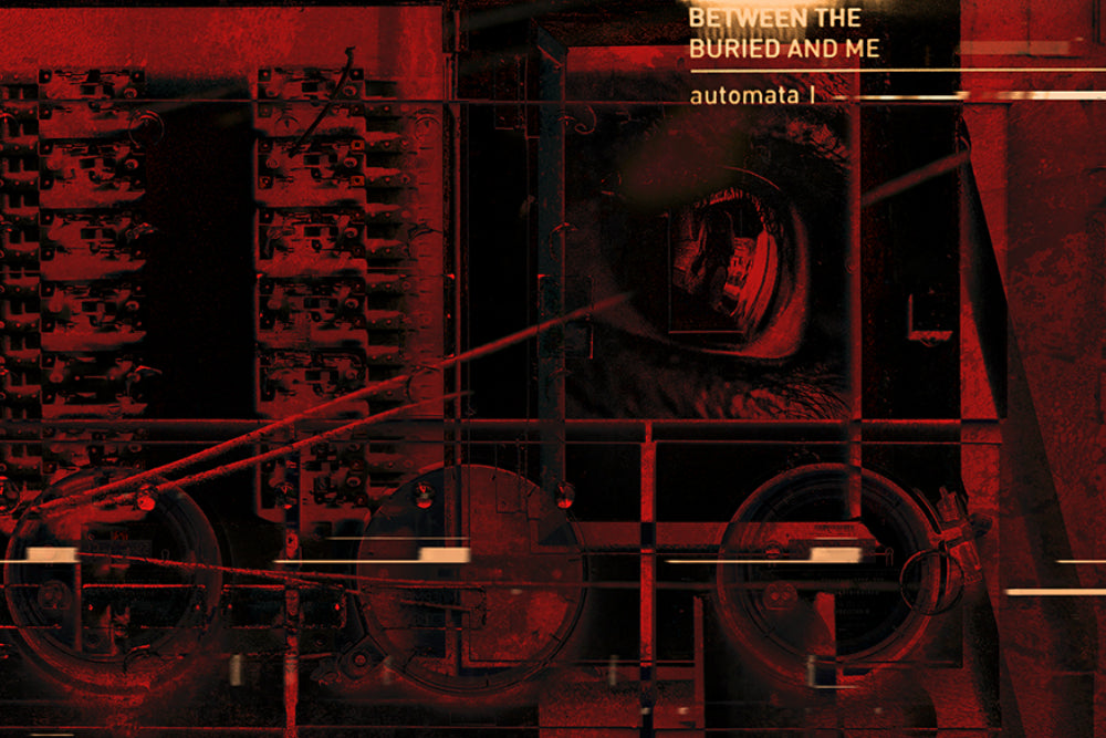 'AUTOMATA I' IS A PROMISING FIRST HALF FOR BETWEEN THE BURIED AND ME