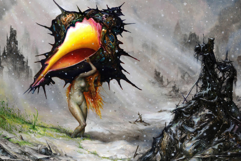 ALBUM REVIEW: CIRCA SURVIVE - THE AMULET