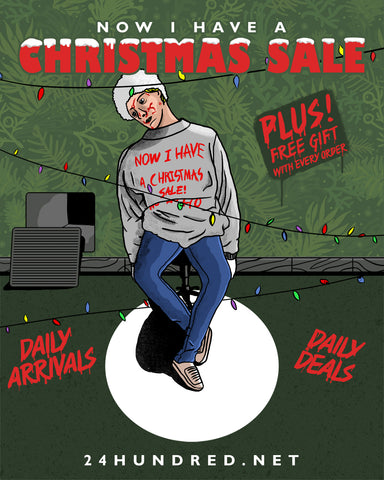 24hundred Now I Have A Christmas Sale 24hundred