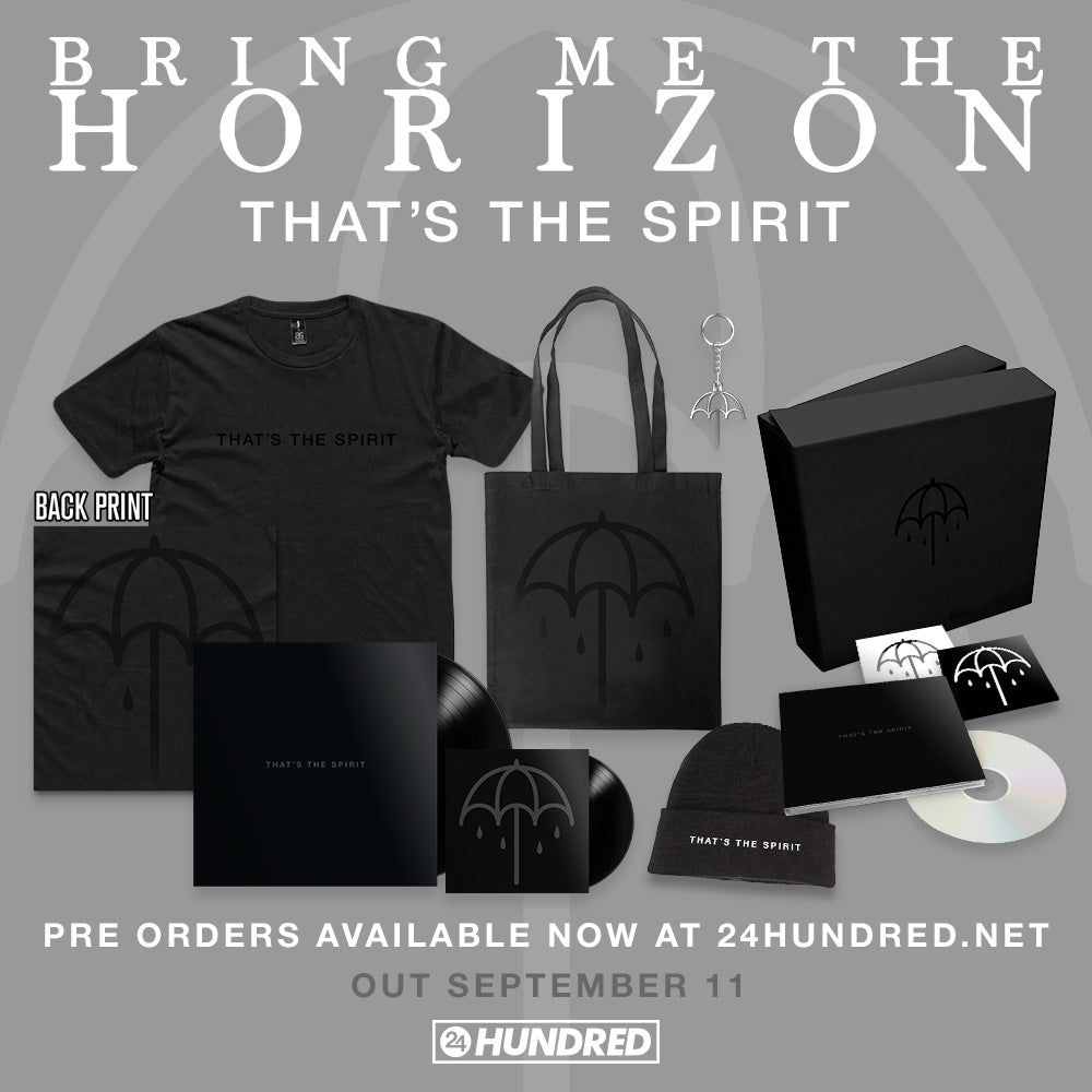 Bring Me The Horizon That S The Spirit Pre Order This