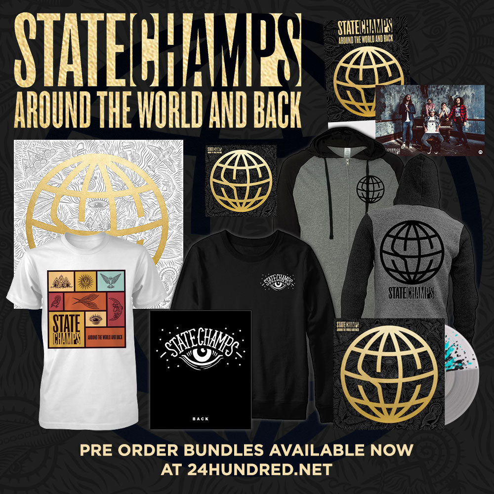 State Champs Around The World And Back Pre Order The