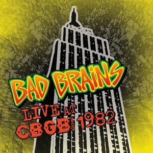 Cargo-BAD BRAINS-LIVE AT THE CBGB SPECIAL EDITION VINYL (12'' Vinyl)