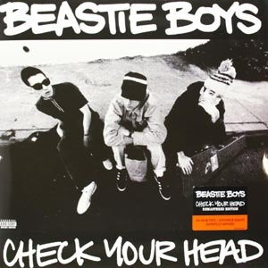 Cargo-BEASTIE BOYS-CHECK YOUR HEAD (12'' Vinyl)