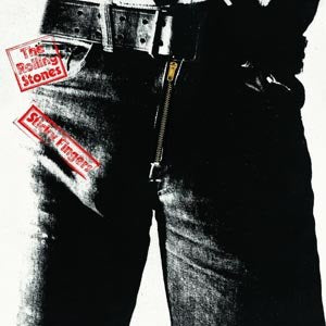 Cargo-ROLLING STONES, THE-STICKY FINGERS (12'' Vinyl)