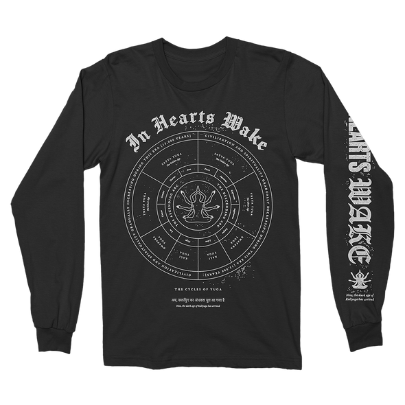 Cycles Of Yuga Long Sleeve (Black) + Kaliyuga Digital Download // PREORDER