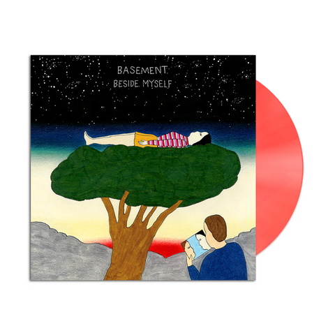 "Beside Myself 12"" Vinyl (Red)"