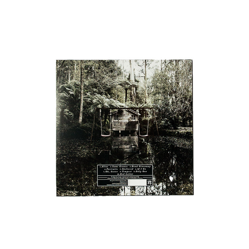 "Permanence - (12"" Half Swamp Green Splatter Vinyl) (418140243)"
