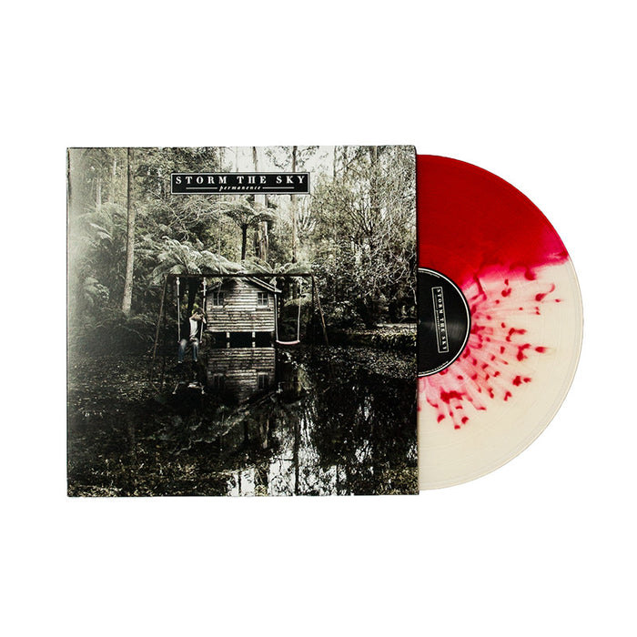 "Permanence - (12"" Half Red Splatter Vinyl)"