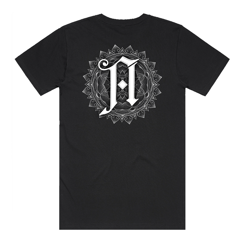 Lost Forever // Lost Together Tee (Black)