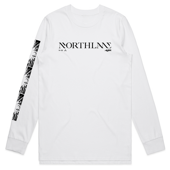 Bloodline Long Sleeve (White) // PREORDER