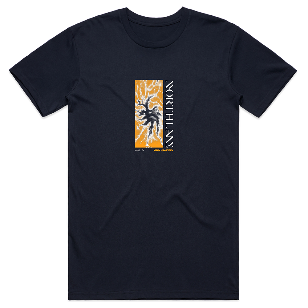 Bloodline Tee (Navy)