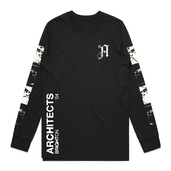 Collage Longsleeve (Black)