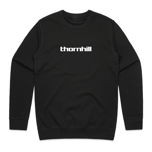 The Dark Pool Crewneck (Black)