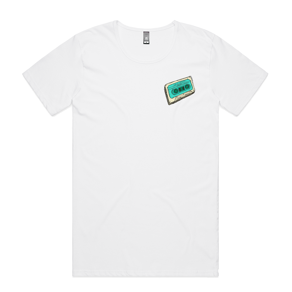 Hold You Tee (White)