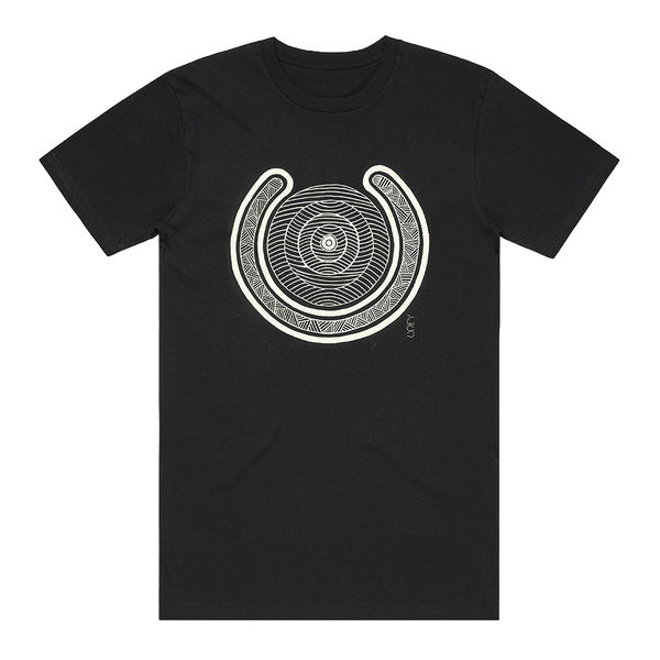 Indigenous Tee (Black)