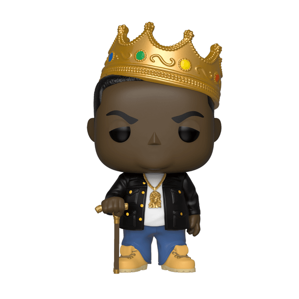 Notorious B.I.G. with Crown Pop! Vinyl Figure