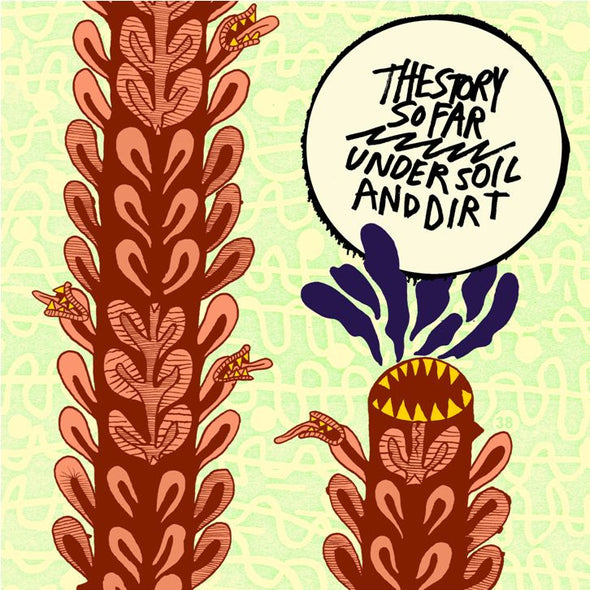 The Story So Far Official Merch - Under Soil And Dirt (CD)