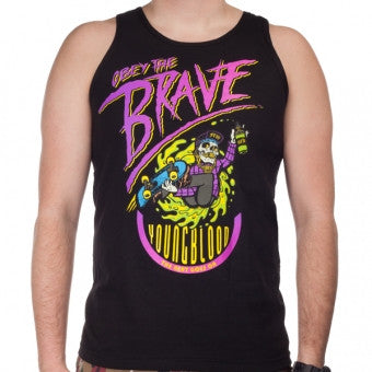 Obey The Brave Official Merch - The Beat Goes On (Tank) (406149515)