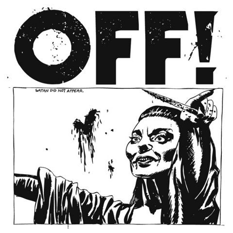 OFF! Official Merch - OFF!