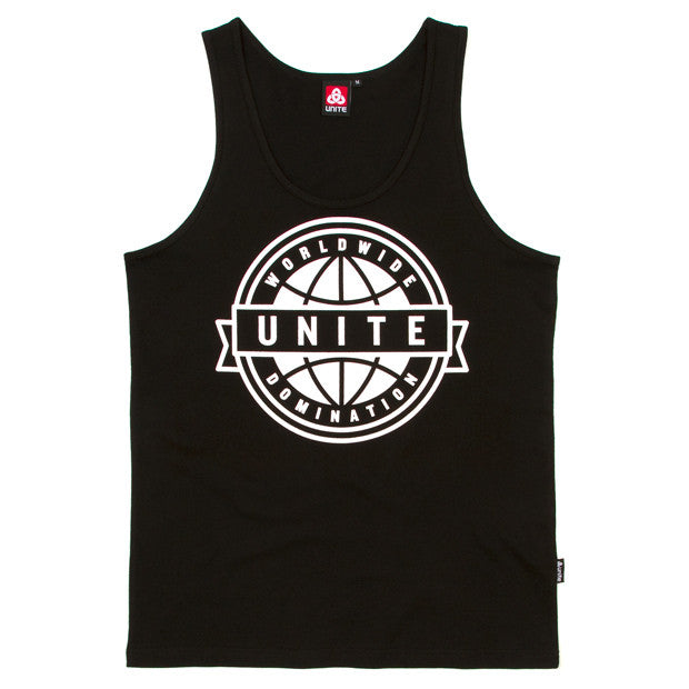Worldwide Tank (Black)