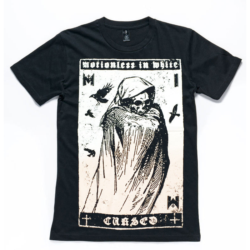 Motionless In White Official Merch - MIW Tarot (T-Shirt) (406135903)