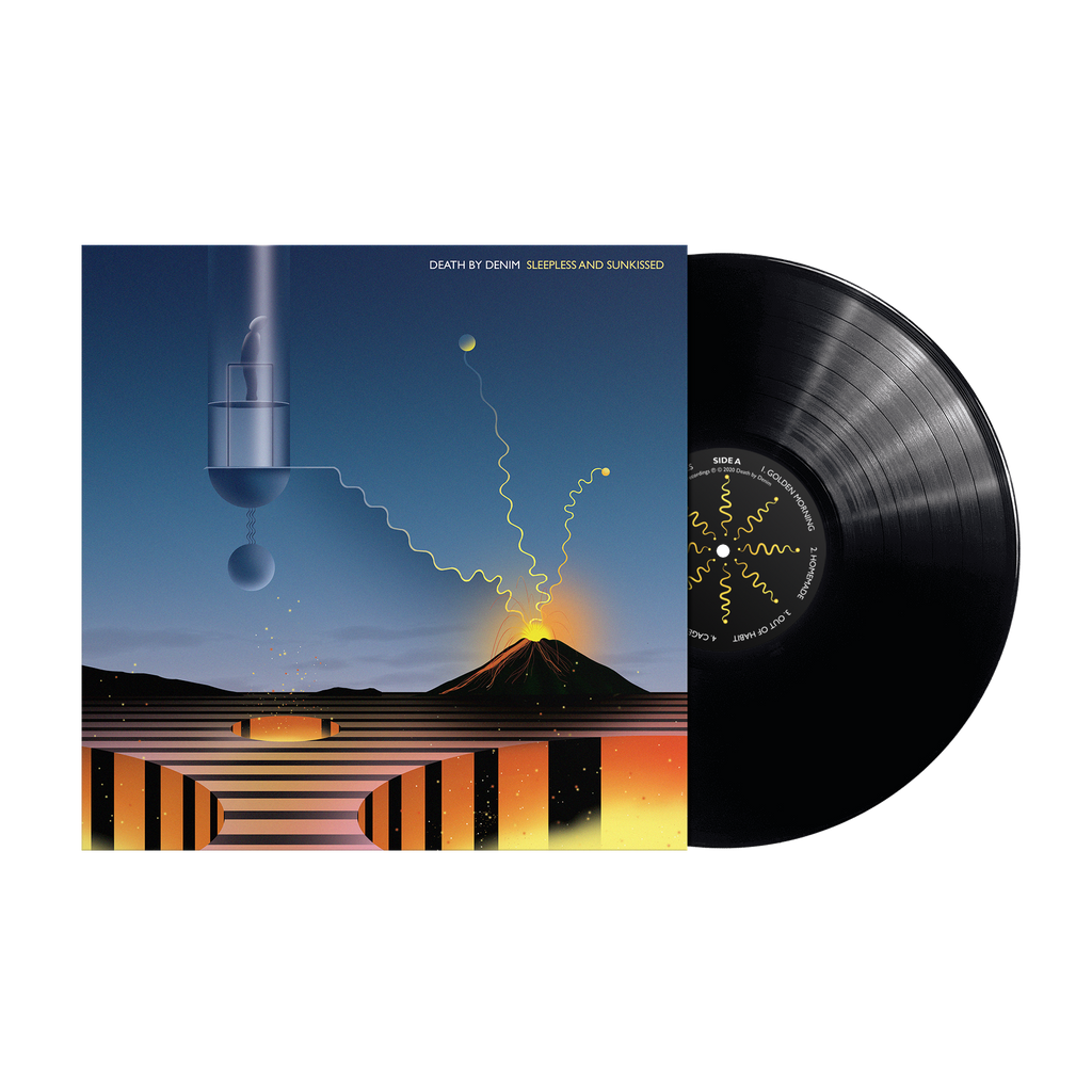 "Sleepless and Sunkissed 12"" Vinyl // PREORDER"
