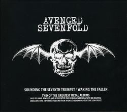 Avenged Sevenfold Official Merch - Sounding The Seventh Trumpet / Waking The Fallen (406029255)