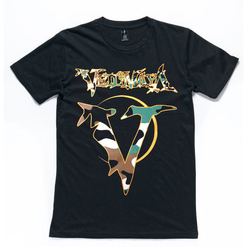 Veil Of Maya Official Merch - Camo V (T-Shirt) (406186559)