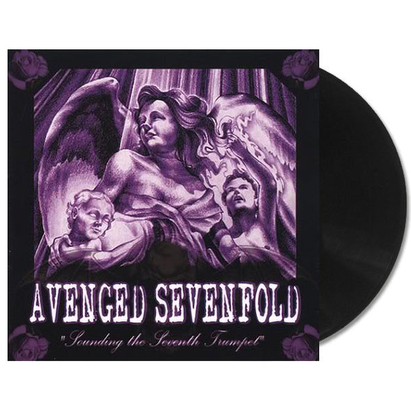 Avenged Sevenfold Official Merch - Sounding The Seventh Trumpet (Double Black Vinyl)