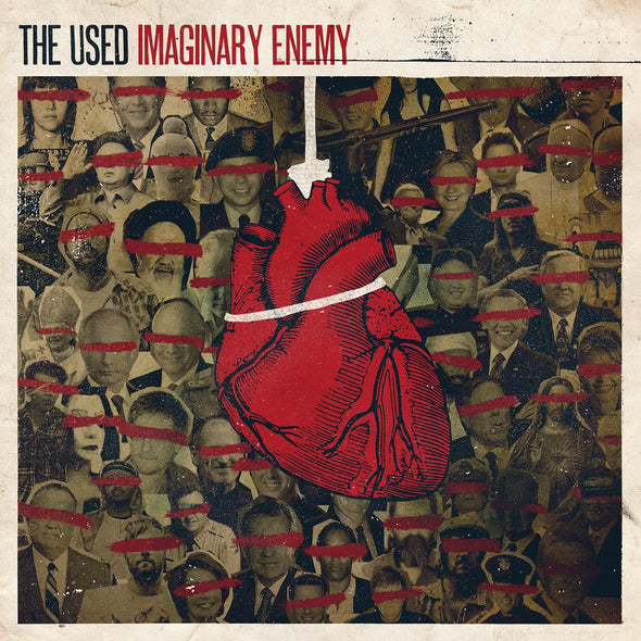 Imaginary Enemy Deluxe (CD) (406179507)