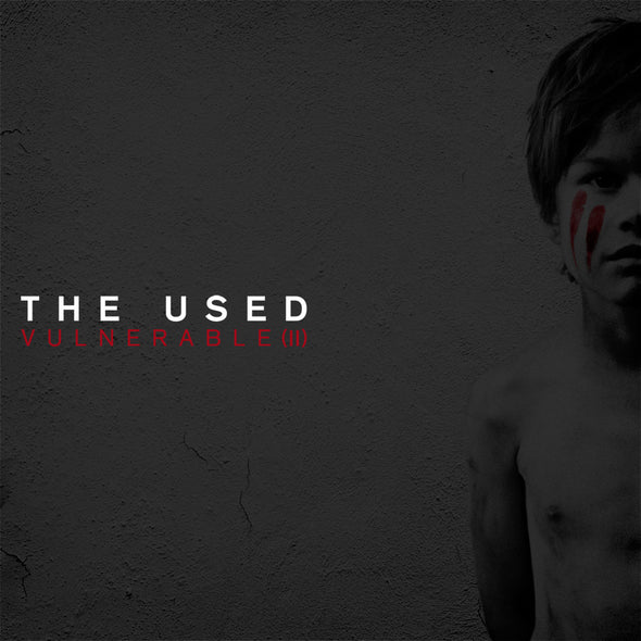 The Used Official Merch - Vulnerable (II) CD