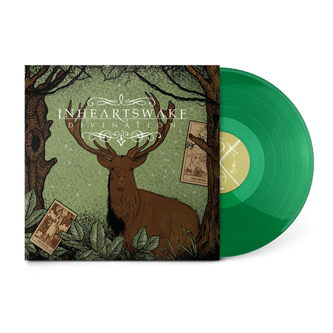 "Divination 12"" Vinyl (Translucent Green)"