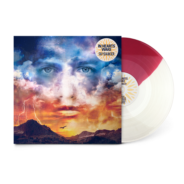 "In Hearts Wake Official Merch - Skydancer 12"" Vinyl (Sunset)"